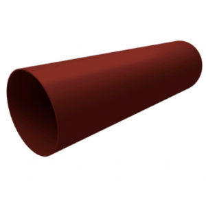 Труба ПВХ GrandLine 3м шоколадная