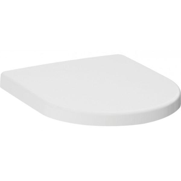Сидение для унитаза SPIRIT slim wrap-over, микролифт  C707856WH