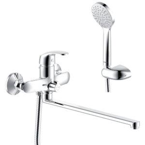 Смеситель для ванны/душа Palace One с унив. изливом 350 мм 419500064