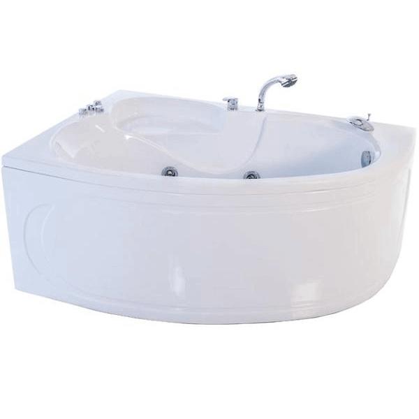 Ванна Изабель правая + Гидромасаж 170*100 в комплекте