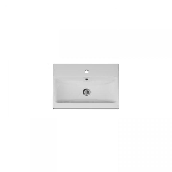Раковина GEM мебельная керамическая 60 см M90WCC0602WG