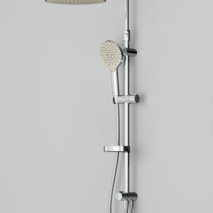 Душ система LIKE: верхн. душ 250 мм, ручн. душ 110 мм 3 функции F0780000