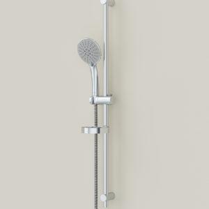 Душ комплект Spirit: ручной душ 5 ф-ции 115 мм, штанга 900 мм, шланг 1750 мм