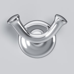 Двойной крючок для полотенец LIKE A8035600