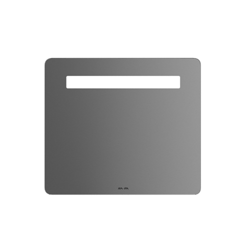 Зеркало GEM настенное c LED-подсветкой 80 см M90MOX0801WG