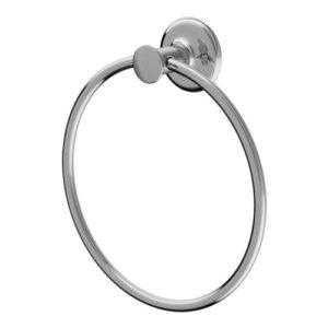 Кольцо для полотенец хром LIKE A8034400