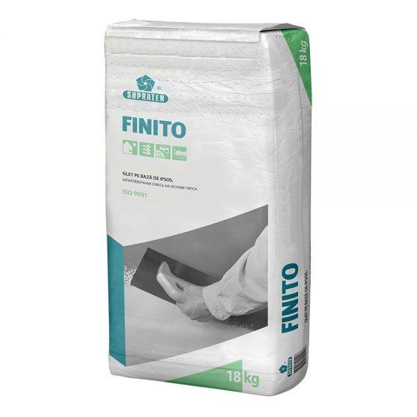"Шпатлевка для внутрених работ FINITO""  18 kg"""