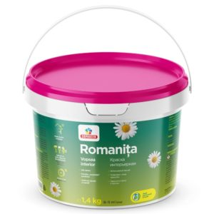 "Краска инт. Romanita"" 1.4kg."