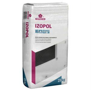 """Клей для пенополистирола IZOPOL"""" 25 кг."""