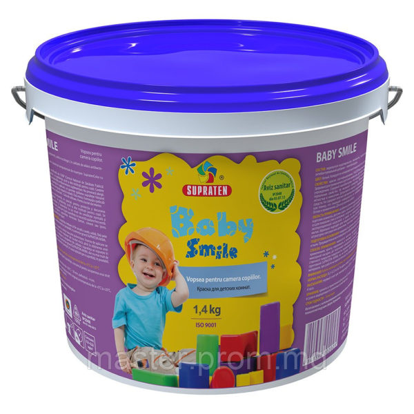 Vopsea inter. BABY SMILE 7kg