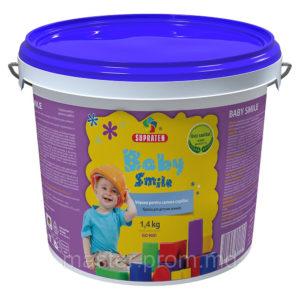 Vopsea inter. BABY SMILE 1.4kg