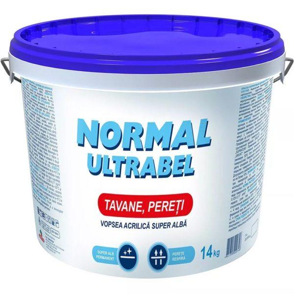 Vopsea int NORMAL ULTRABEL 4.2kg/6000087