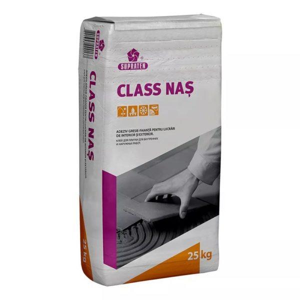 """Клей для плитки CLASS NAS"""" 25 кг."""