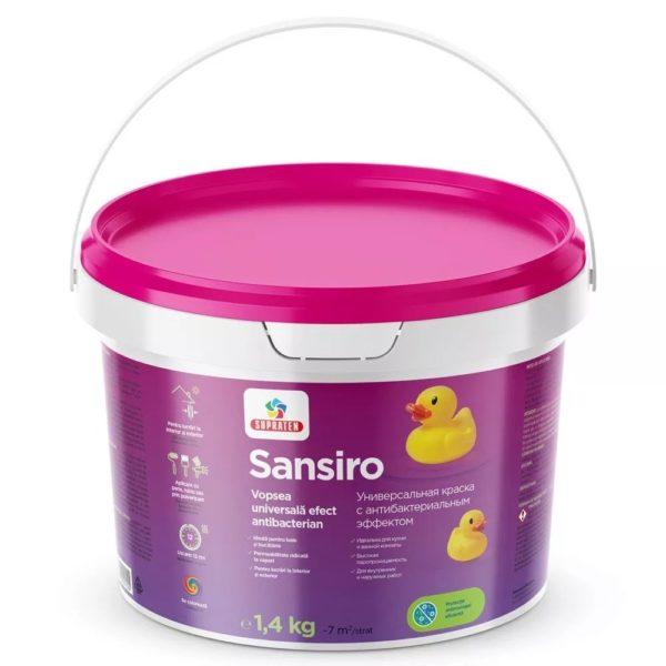 Vopsea antiseptic SANSIRO 7kg