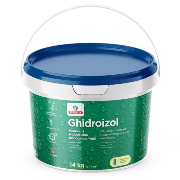 Ghidroizol 4 kg.