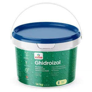 Ghidroizol  14 kg.