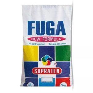 SUPRATEN Фуга белая ( 5 кг. )