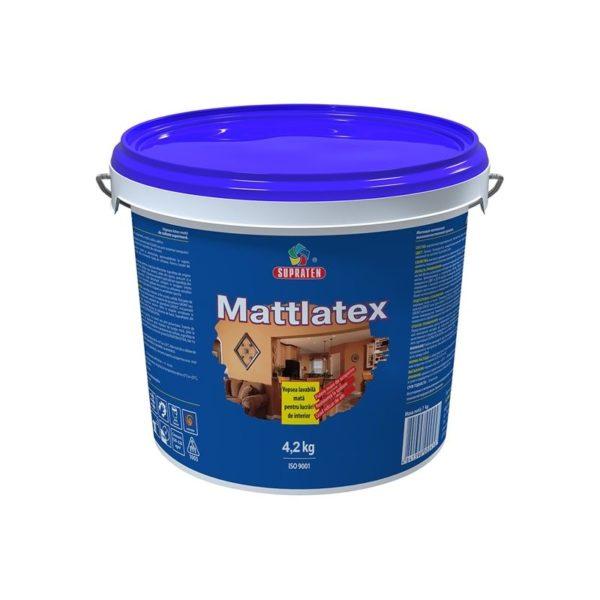"""Краска инт. Mattlatex"""" 4.2kg/610095"""""""