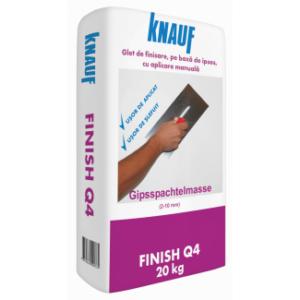 Высококачественная  шпаклевочная смесь Knauf Finish Q4