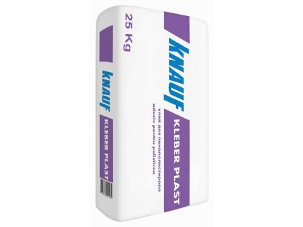 Клей для приклеивания пенополистирольных плит Knauf Kleber Plast 25kg