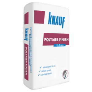 Финишная полимерная шпаклевка Knauf Polimer Finish