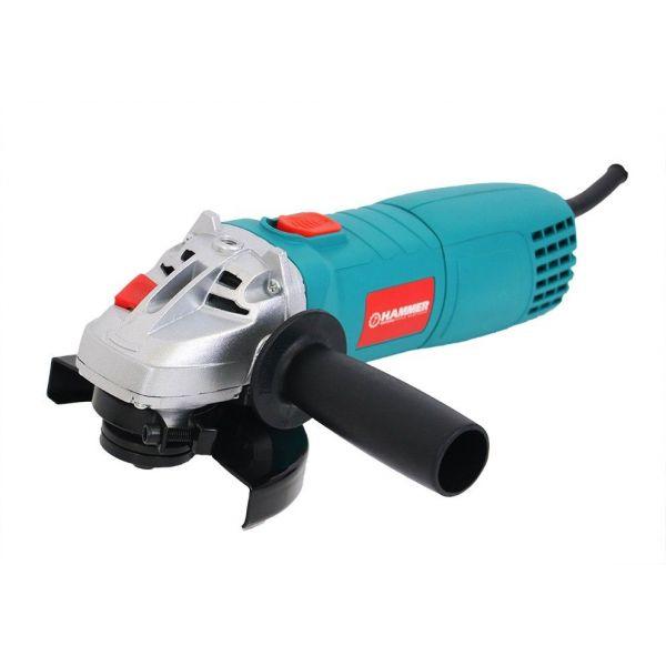 Углошлифовальная машина 1050Вт d=125mm 11000ob/min Hammer /33863