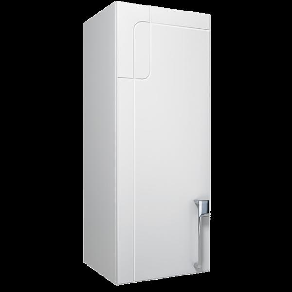 Шкаф навесной 30 Диана белый, левый