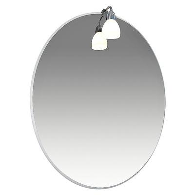 Зеркало 55 Лира 1 светильник
